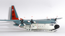 Lockheed C-130 USN United States Navy Diecast Inflight 200 Collectors Model Scale 1:200 IF1301216 E